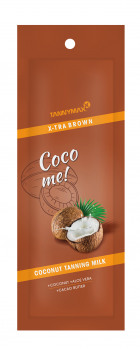 XTRA brown Coconut Tanning Lotion - 15ml