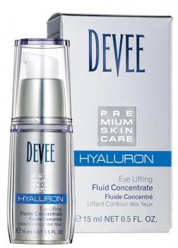 DEVEE Hyaluron Eye Lifting Fluid Concentrate - 15 ml