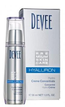 DEVEE Hyaluron Hydro Creme Concentrate - 30 ml