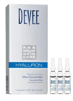 DEVEE Hyaluron Moisture Active Effect Concentrates - 7x2ml