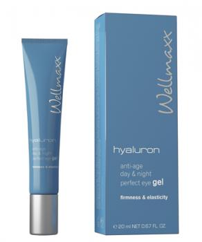 Wellmaxx Hyaluron Eye Gel - 20ml